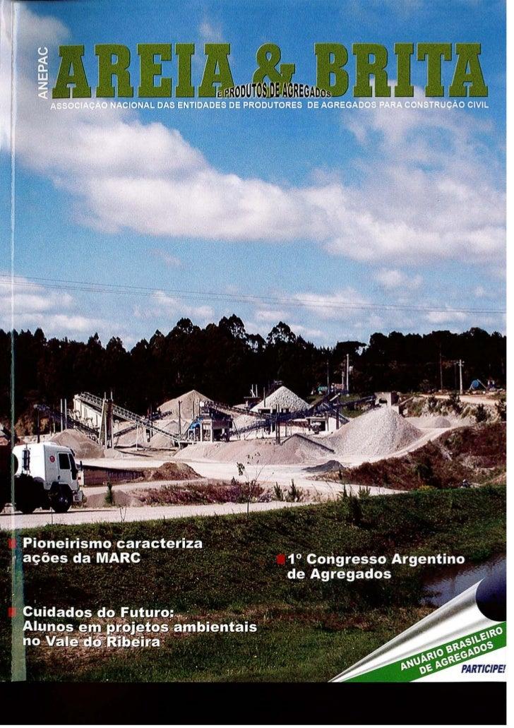 2º novo panorama para resíduos de construção e demolição (rcd) – revista areia e brita