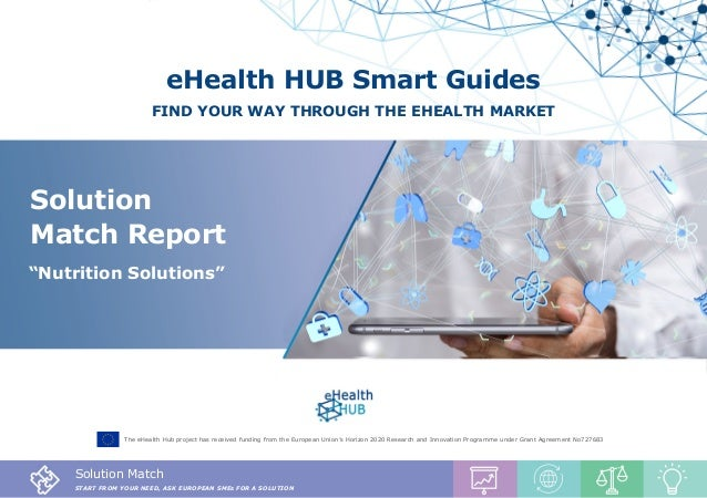 ehealth resources for diet plan