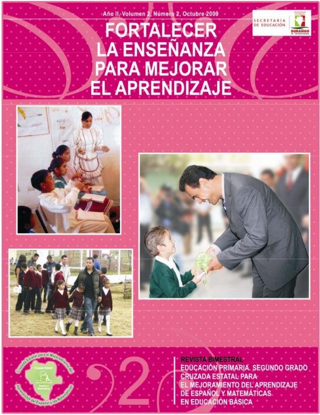 PRESENTACIÓN Maestras y maestros de Durango: En congruencia con lo que sucede en los contextos nacional e internacional, e...