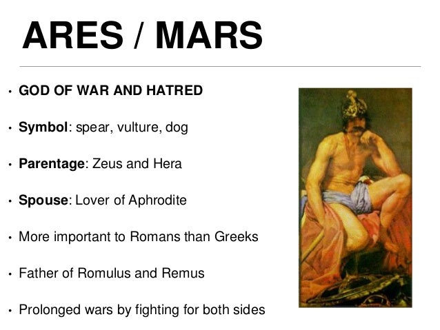 Ares Symbols Greek Mythology 44614 Usbdata
