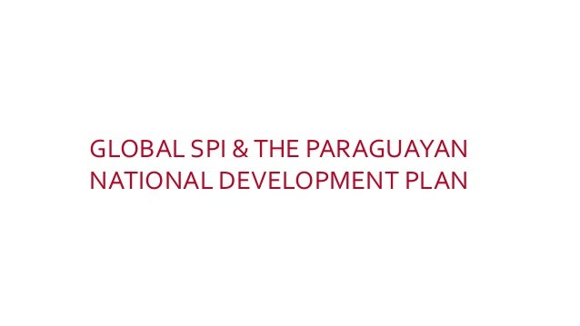 SPI DEP-PRY: DATA SOURCES • EPH: Permanent Household Survey • MSPBS: Ministry of Health • SEAM: Secretary of the Environme...