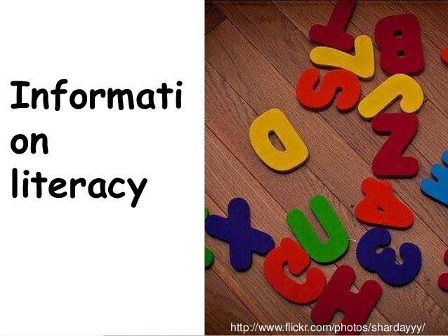 Swinburne Informati on literacy http://www.flickr.com/photos/shardayyy/