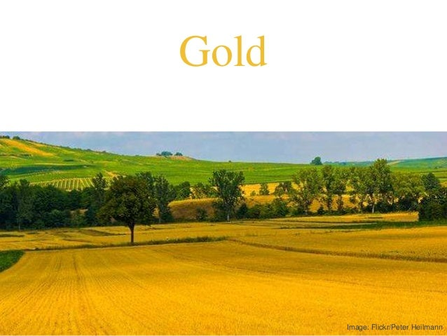 Gold open access journals Image: Flickr/Peter Heilmann