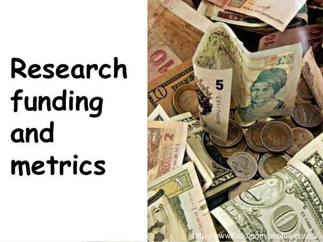 Swinburne Research funding and metrics http://www.flickr.com/photos/epsos/