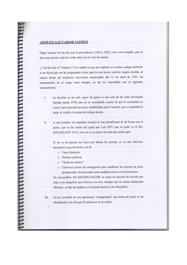 Segunda parte de la revisión del Informe sobre le paisaje urbano y rural de Moral de Cva   En la conclusión de la 3ª parte...