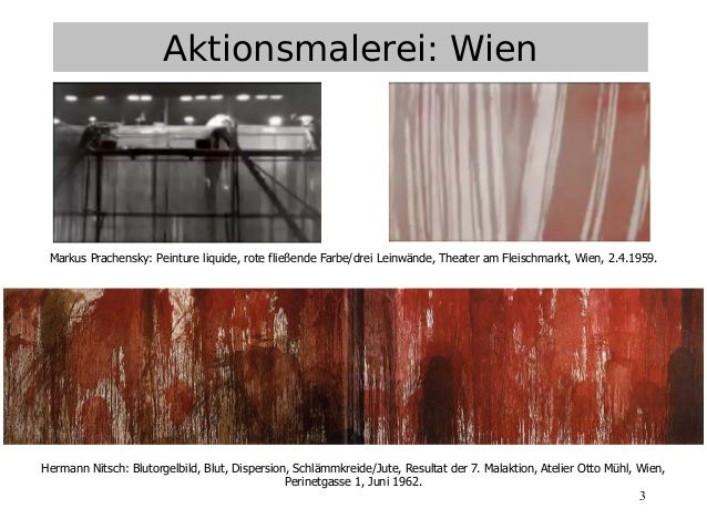Wiener Aktionismus Slide 3