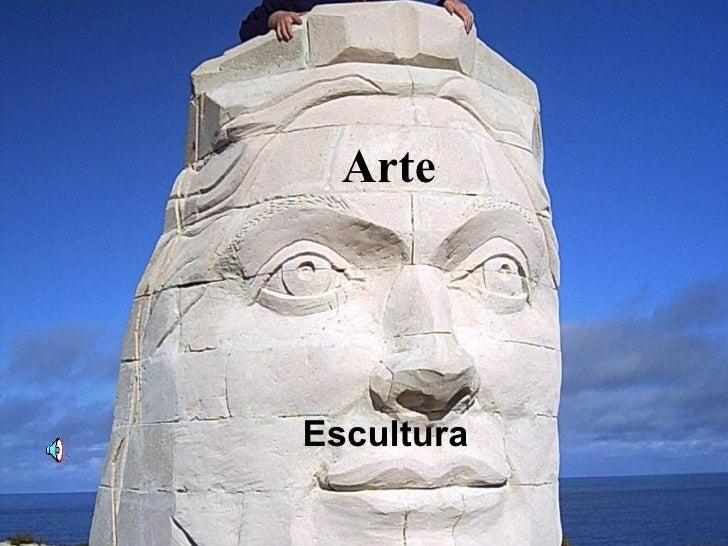 Arte Escultura