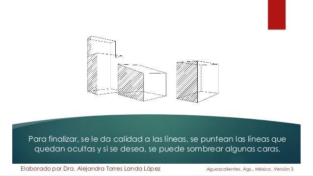 Elaborado por Dra. Alejandra Torres Landa López Aguascalientes, Ags., México. Versión 3 Para finalizar, se le da calidad a...