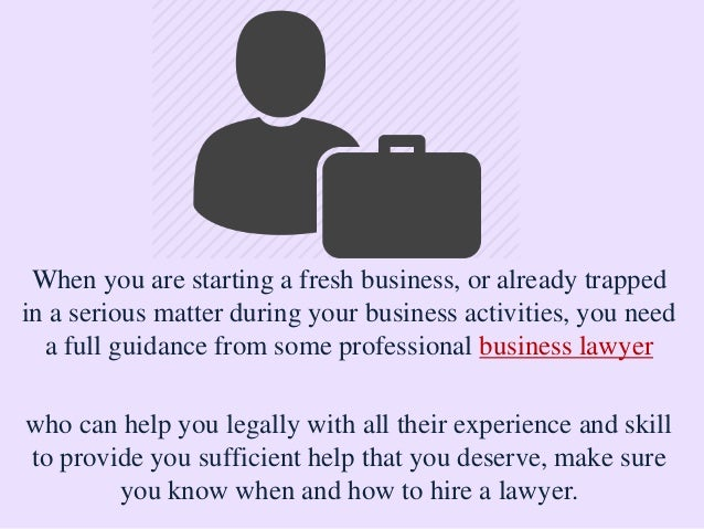 2 Pointers You Must Know Before Planning For Business Lawyer Wilmingt…