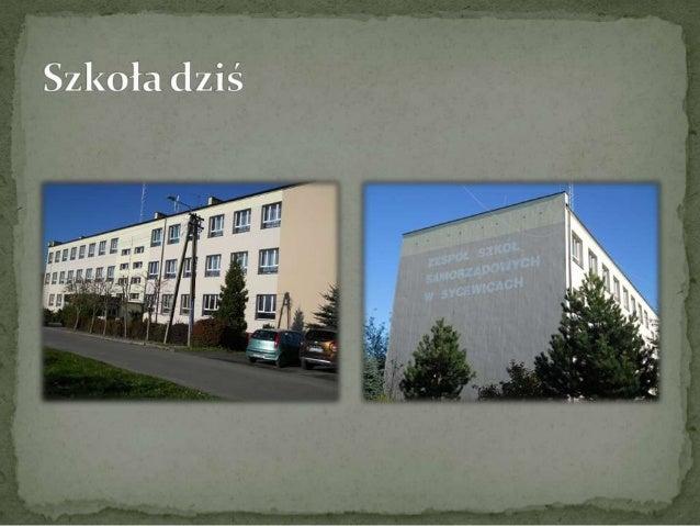  Odwiedzamy mieszkańców Sycewic, poszukując informacji  na temat szkoły. Z pierwszą wizytą udaliśmy do nowych dzierżawcó...