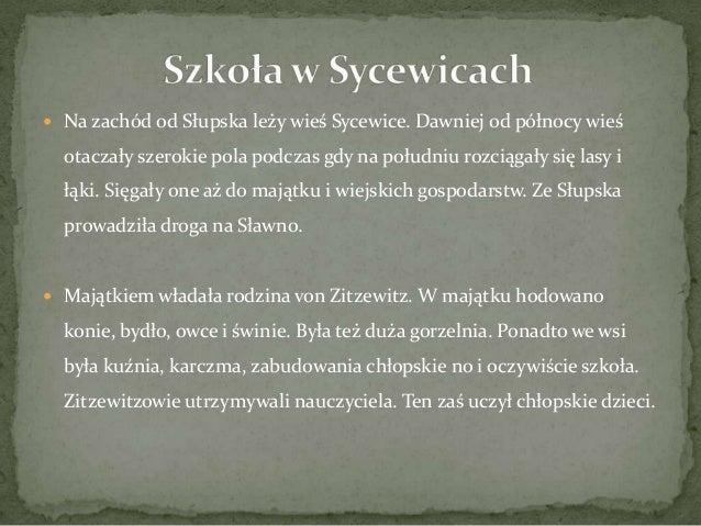  Pan von Zitzewitz jako jeden z niewielu właścicieli ziemskich  opłacał nauczyciela by jego chłopi potrafili czytać i pis...