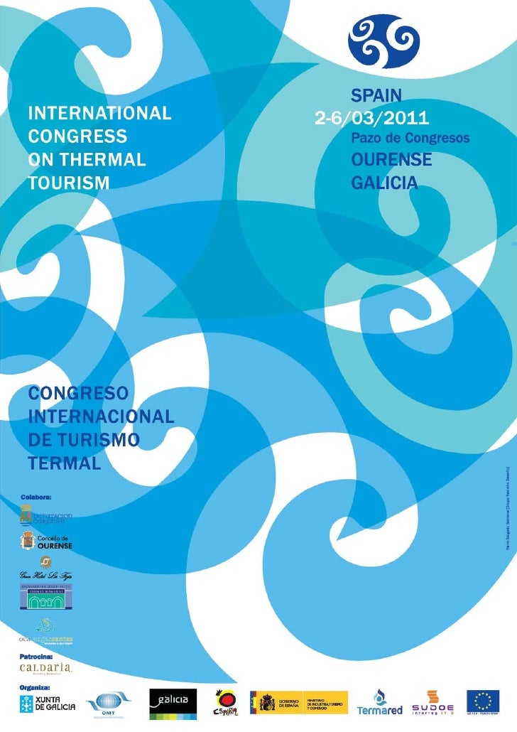 CONGRESO INTERNACIONAL DE TURISMO TERMALCONGRESO INTERNACIONAL DETURISMO TERMALSOSTENIBILIDAD, SALUD, CALIDAD Y PROMOCIÓN....
