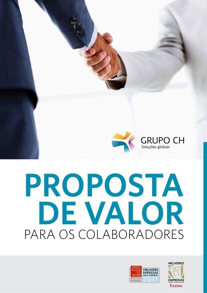 proposta  de colaboradorespara os        valor