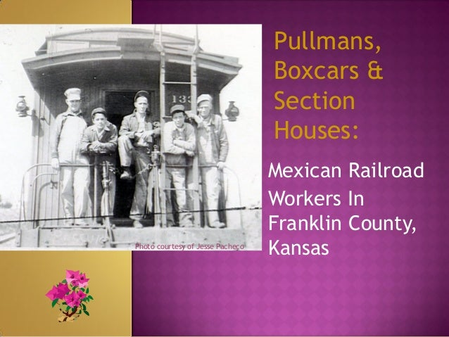 Pullmans,                                  Boxcars &                                  Section                             ...