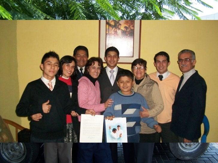 MADRID SPAIN MTC Их дети становятся Миссионерами