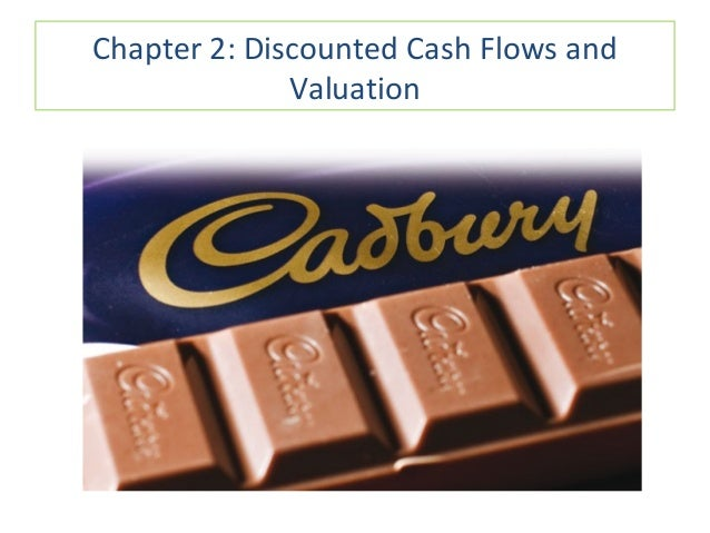 Chapter 2: Discounted Cash Flows and Valuation