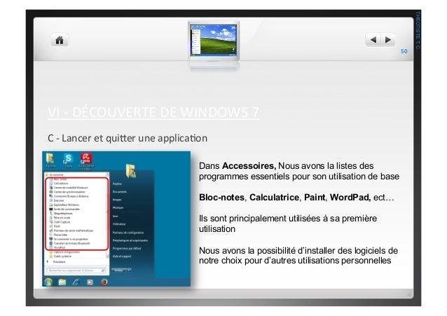Initiation l 39 informatique avec windows 7 for Reduire fenetre windows
