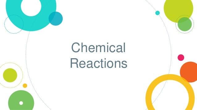 Reactants, products, catalysts