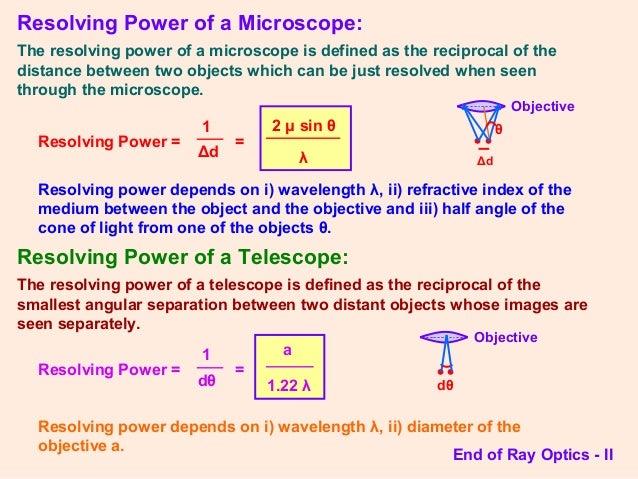ray optics class 12 part 2