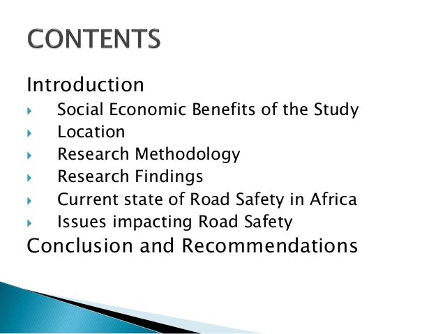 research papers on costing of road accidents The most downloaded articles from journal of safety research in the last 90 days menu search search search in: all webpages books  check submitted paper  predicting road safety behavior with implicit attitudes and the theory of planned behavior september 2018.