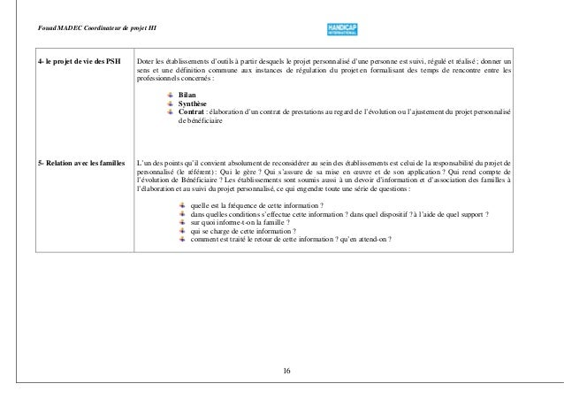 Restitution Generale De Diagnostic Des Projets D Etablissements Pour