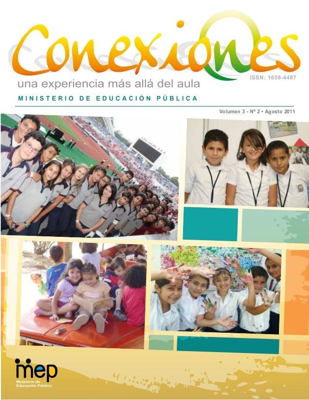 Volumen 3 - Nº 2 • Agosto 2011