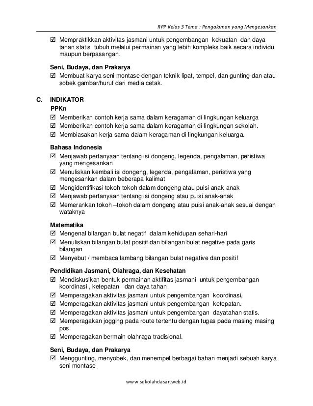 Contoh Dongeng Tema Pendidikan Contoh 36