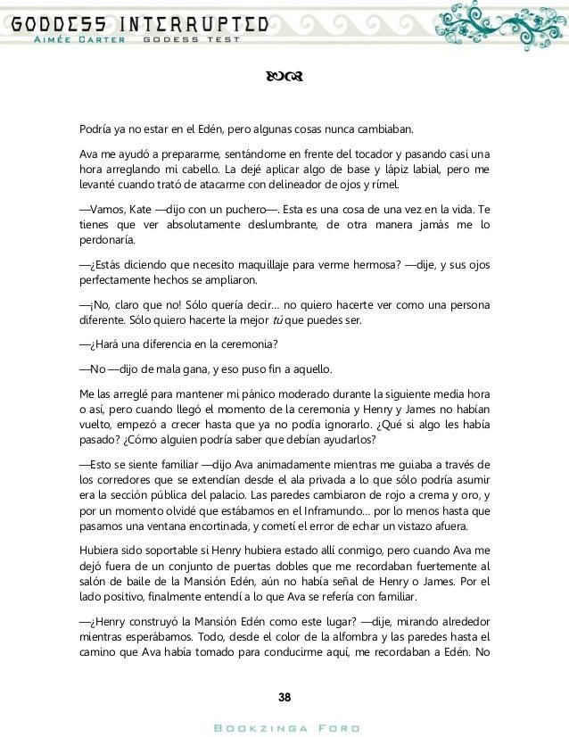 the goddess test aimee carter pdf