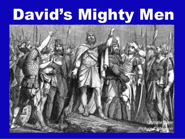 2 Samuel 23b More Mighty Men
