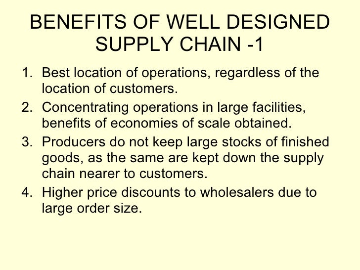 the advantages of the supply chain In today's supply chain landscape, technology is becoming the key driver of an organization's success, innovation and competitive edge, because of this, many companies are investing in transportation management software (tms) systems.