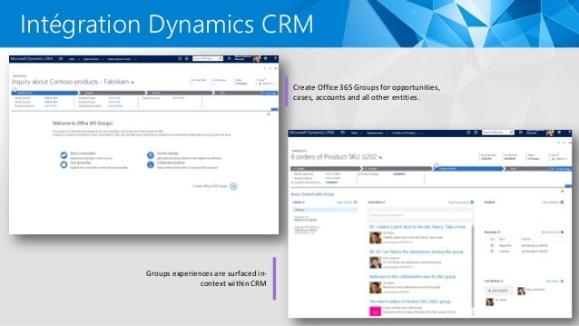Groupes office365 ou yammer - Yammer office 365 integration ...