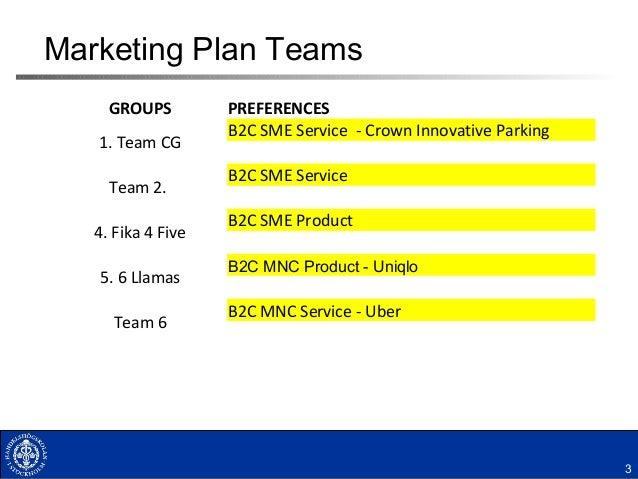 Marketing Plan Unqilo Essay Sample