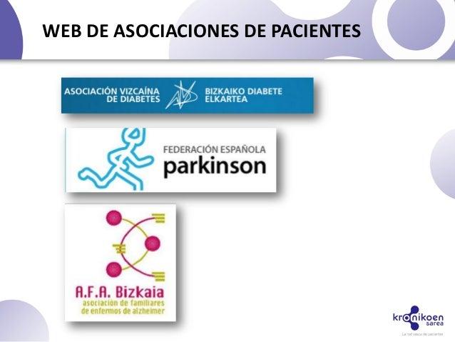 WEB DE ASOCIACIONES DE PACIENTES