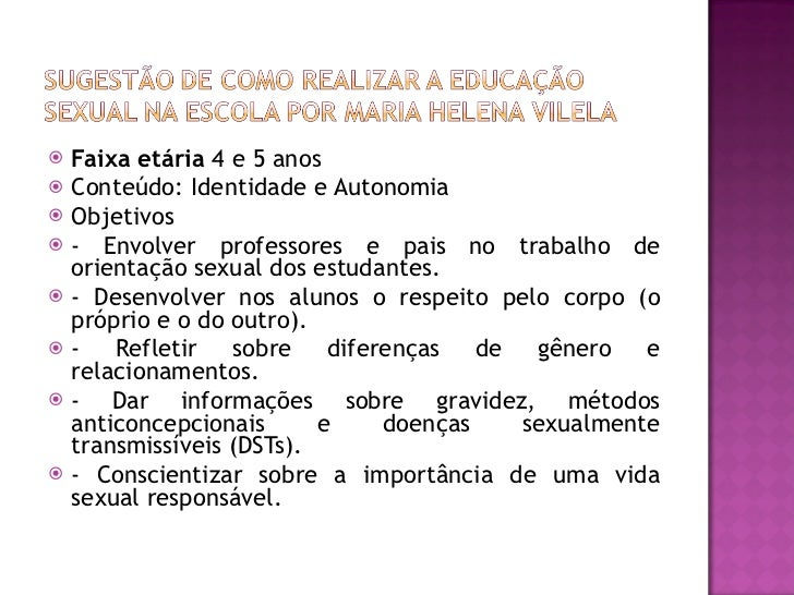 <ul><li>Faixa etária  4 e 5 anos </li></ul><ul><li>Conteúdo: Identidade e Autonomia </li></ul><ul><li>Objetivos  </li></ul...