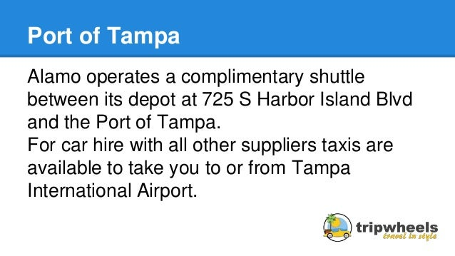 Budget Car Rental South Tampa