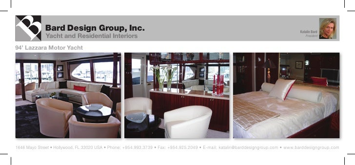 Bard Design Group, Inc.                                                                                               Kata...