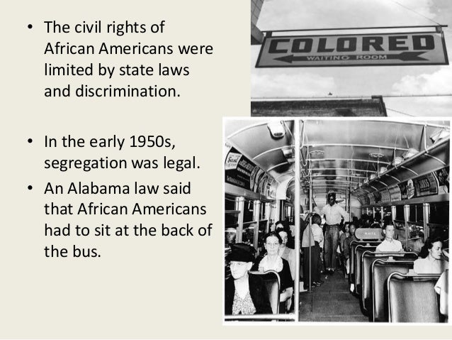 civil rights and slavery Slavery a civil relationship in which one person has absolute power over the life, fortune, and liberty of another history at some point in history, slavery has plagued nearly every part of the world.