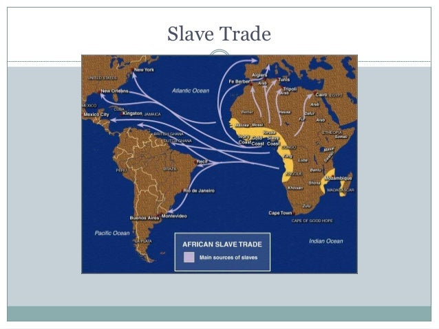 slavery and the civil rights movement 2016 Slide 3