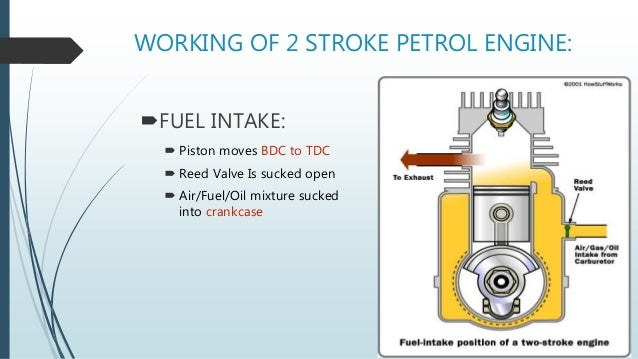 2 stroke petrol engine 5 working of 2 stroke petrol engine