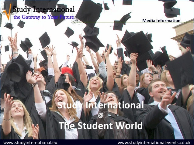 Media Information                            Study International                                    @                     ...