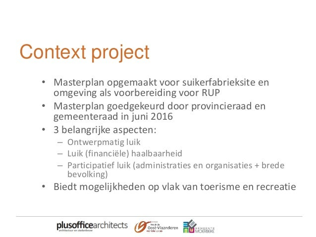 Afbakening projectgebied
