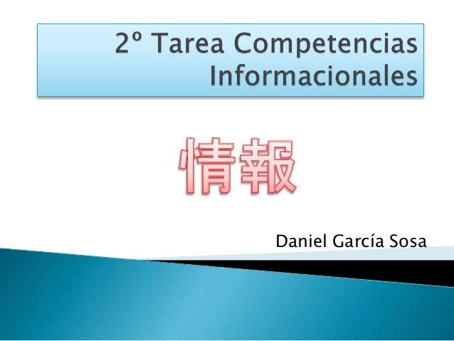 Daniel García Sosa