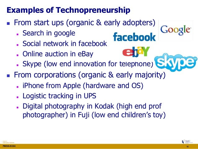 technopreneurship business plan sample