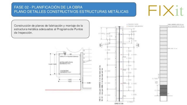 Fixit proceso constructivo de obra civil para instalar for Planos de obra civil