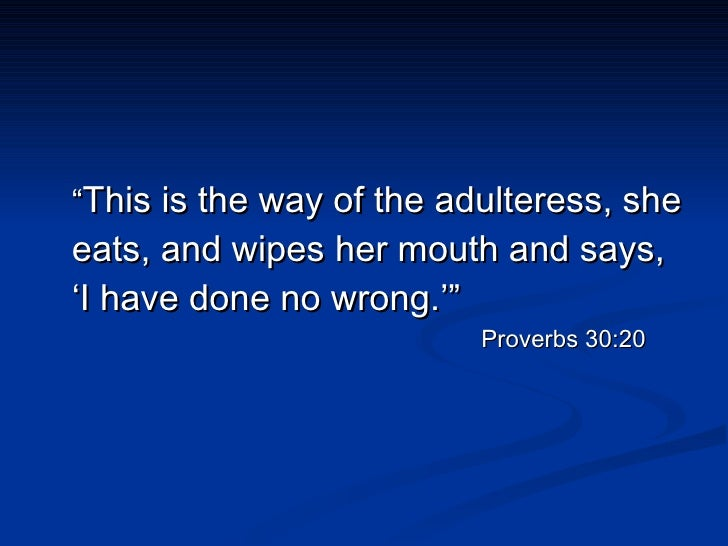 Adulteress Meaning In English