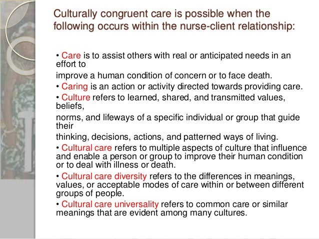culture refers to learned shared and transmitted values beliefs norms and lifeways of a specific ind Nursing is a learned profession with a disciplined focus on care phenomena refers to learned, shared, and transmitted values, beliefs, norms, and lifeways of a specific individual or group that guide their thinking, decisions, actions, and patterned ways of living.