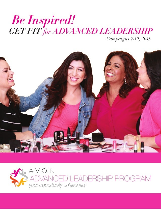 Be Inspired! get fit for advanced leadership Campaigns 7-19, 2015