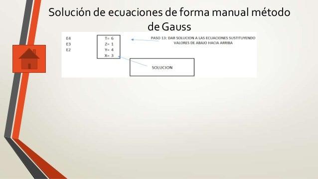 Gauss 12 manual User Guide GAUSS