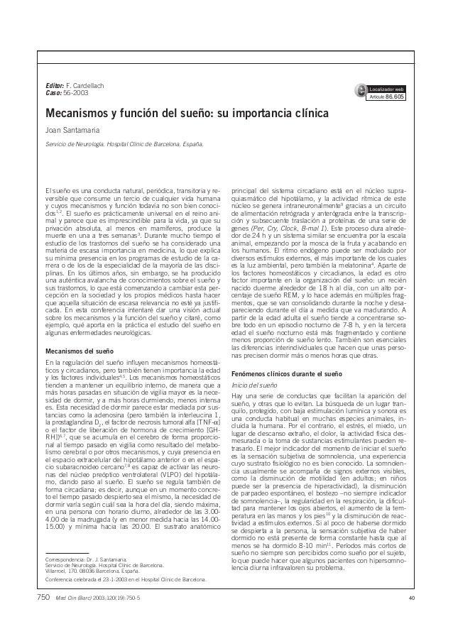 Editor: F. Cardellach  Caso: 56-2003                                                                                      ...