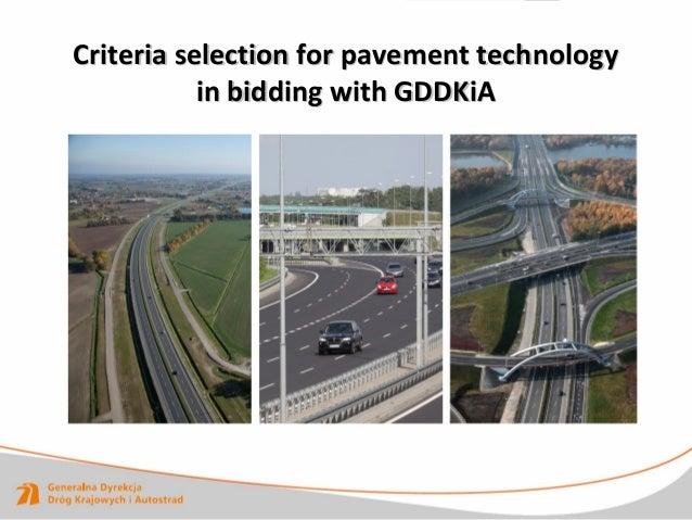 """Waclav Michalski """"Kuidas jõuti Poola kaasaegsete betoonteede rajamiseni ja Poola Maanteeameti roll selles"""" Slide 2"""